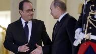 Putin zeigt sich bereit zu gemeinsamem Anti-Terror-Kampf