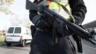 Die deutsche Polizei ist seit in den Anschlägen von Paris in erhöhter Alarmbereitschaft.