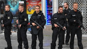 Das Sicherheitsgefühl der Deutschen erodiert