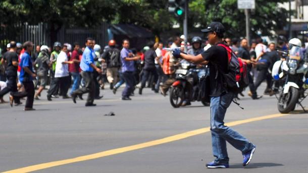 Wie der Terror nach Jakarta zurückkehrte