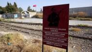 Türkei greift Bewaffnete an Grenze auf