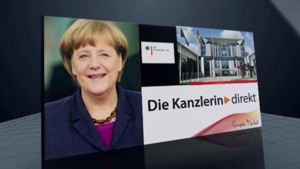 Merkel: Daten sind die Rohstoffe des 21. Jahrhunderts