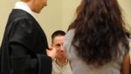 Will nichts von den Morden gewusst haben: Ralf Wohlleben im NSU-Prozess (Aufnahme aus dem Juli)