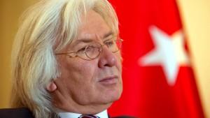 Türkei nimmt mit offiziellem Vertreter teil