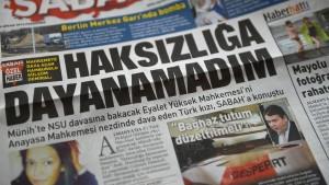 Türkische Zeitung klagt in Karlsruhe