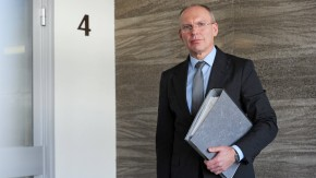 Manfred Götzl - Richter im NSU-Prozess