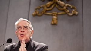 Keine eigene Abschiedsveranstaltung für Benedikt XVI.