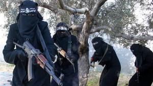Al Qaida, al Nusra,  Islamischer Staat