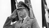 General Dr. Hans Speidel 1963