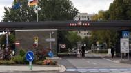 Der erste Dienstsitz des Verteidigungsministeriums in Bonn auf der Hardthöhe am 17. September 2010.