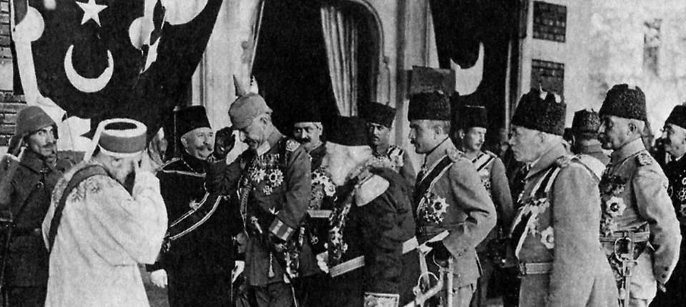 Volkermord An Den Armeniern Mehr Als Nur Zeuge Eines Jahrhundertverbrechens Politische Bucher Faz