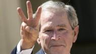 George W. Bush am 25. April 2013 in Dallas/Texas