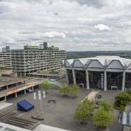 Die Ruhr-Universität Bochum im Jahre 2015