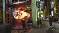 Stahlstadt Sheffield: Noch immer wird in einer der Metropolen des englischen Kapitalismus produziert