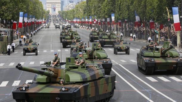 Frankreichs Erfolge als Waffenexporteur