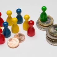 Sachaufnahme zur Illustration des Themas Ungleichheit