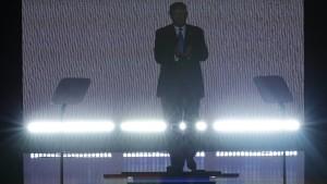 Turmbauer Donald und der Sternenhimmel