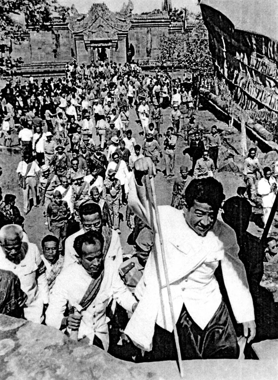 Prinz Norodom Sihanouk - Melodie Des Südens