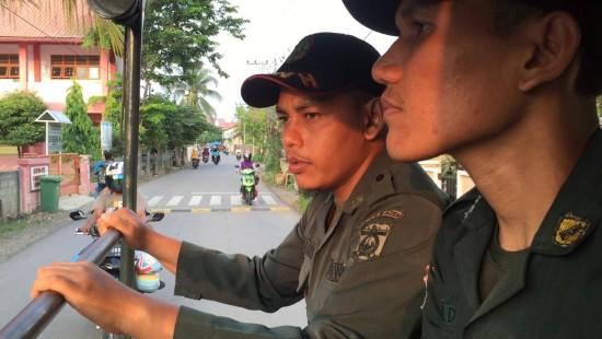 Auf Patrouille mit der Scharia-Polizei