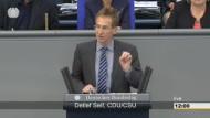 Schmähgedicht im Bundestag vorgetragen
