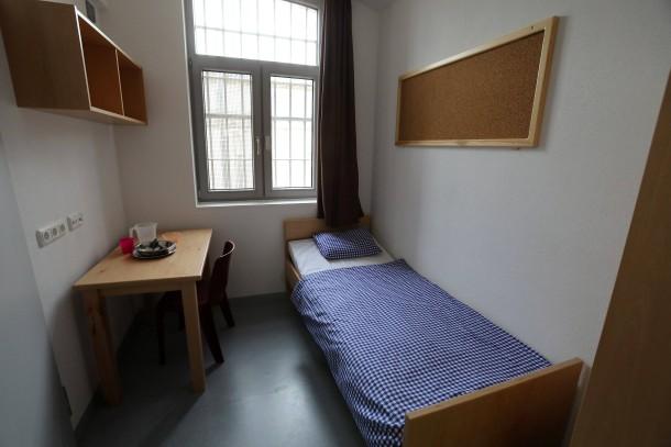 Gefängniszelle Deutschland