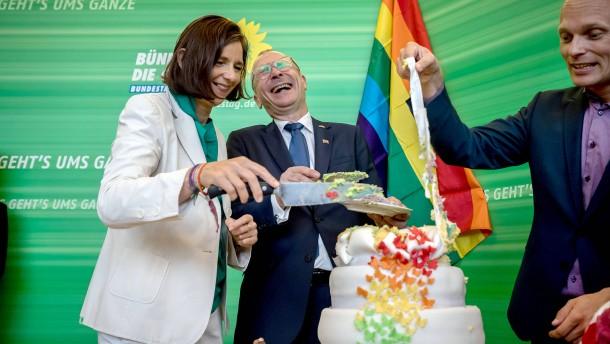 Wie der Bundestag im Fall der Ehe für alle versagt hat