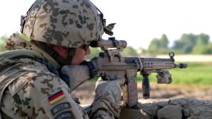 Degradiert - der Soldat vor Gericht