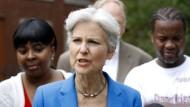 Jill Stein sammelt Geld für Neuauszählung