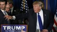 Die Werte von Trump sind seinen Wählern egal