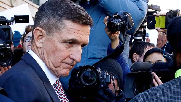 Richter stellt Verfahren gegen Flynn nicht ein
