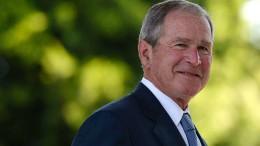 Plötzlich sieht George W. Bush gut aus