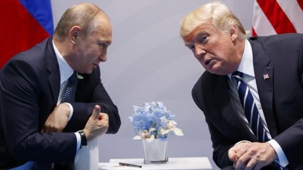 """Trump ist kompromittiert"""