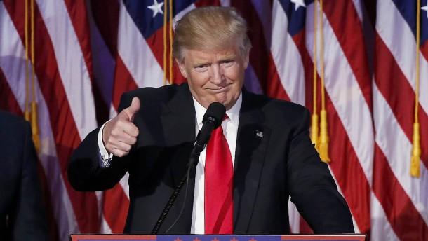 Der Ego-Präsident