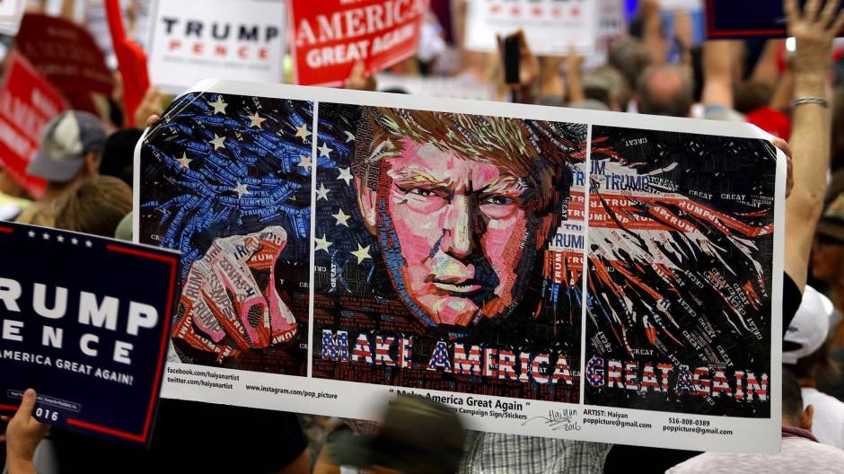 Wer eine Wahl gewinnen musste, musste früher die Übermacht im Fernsehen und im Radio erlangen. Heute geht es um die Übermacht in den sozialen Netzwerken.