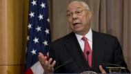 Der ehemalige amerikanische Außenminister Colin Powell mag Trump überhaupt nicht, würde Clinton aber nur ungern wählen müssen.