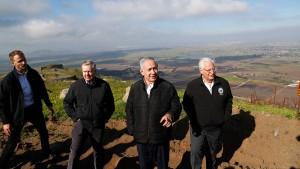 Trump will Golanhöhen als Israels Staatsgebiet anerkennen