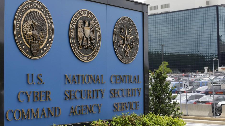 Die amerikanischen Sicherheitsdienste versuchen des Cyberangriffs Herr zu werden: Der NSA-Campus in Fort Meade im Juni 2013