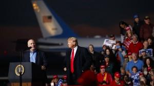 Trump lobt gewalttätigen Abgeordneten