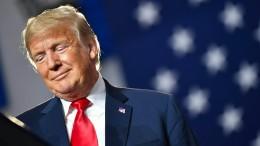 Sein Name ist Donald, er wusste von nichts