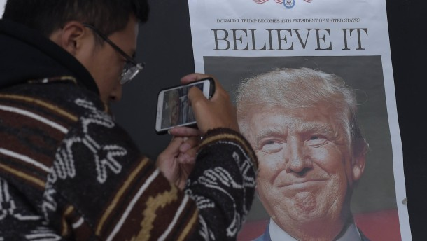 Wie viel bleibt von Trumps Programm