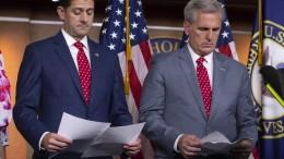 Republikaner in der Zwickmühle