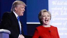 """Trump nennt Clinton """"größte Verliererin aller Zeiten"""""""
