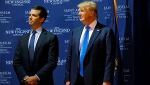 Mischte sich Trump in Vertuschung ein?