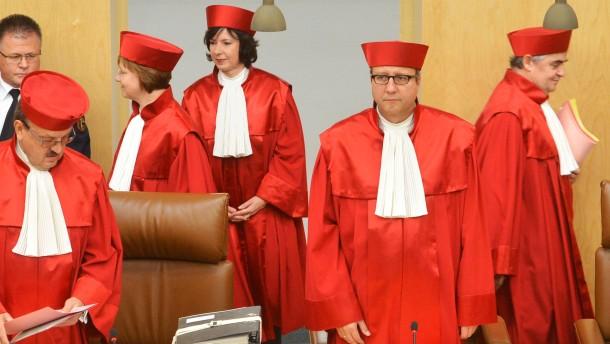 Bundesverfassungsgericht zu Deals in Strafprozessen