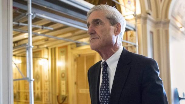Kein Extra-Schutz für Robert Mueller