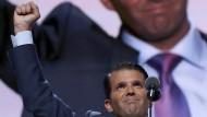 Schon wieder Plagiatsvorwürfe gegen Trump-Familie