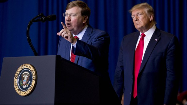 Trump hofft auf die wütende Mehrheit