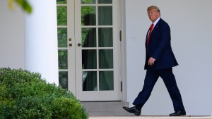 Darum droht Trump ein Impeachment