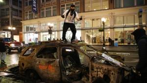 """Justizminister für Anklage wegen """"Aufruhr"""""""