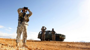 4000 Nationalgardisten für die Grenze